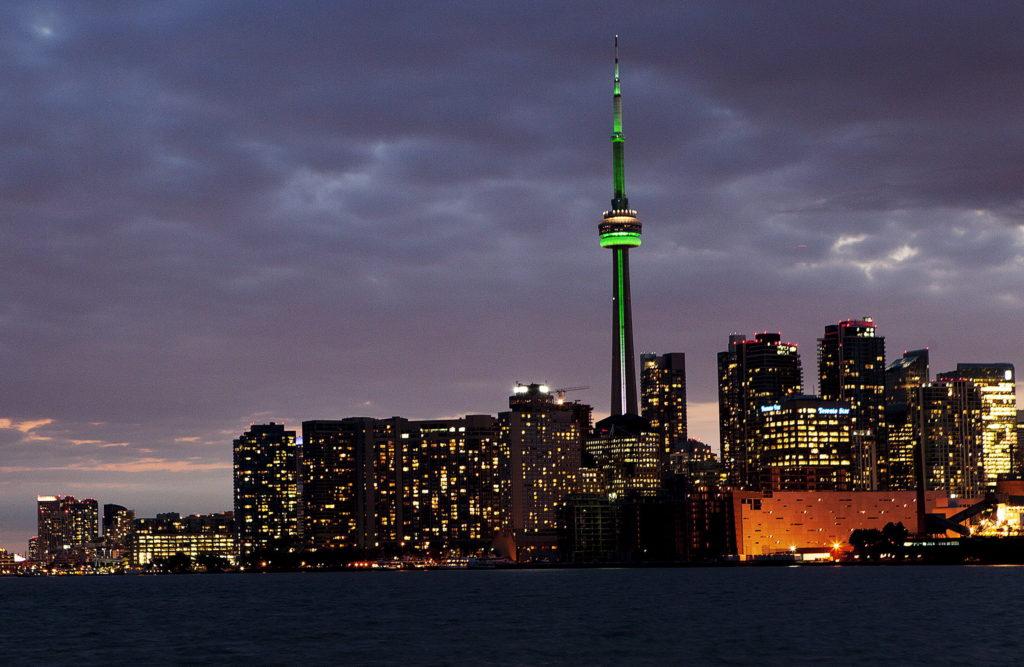CN Tower, Toronto, ON