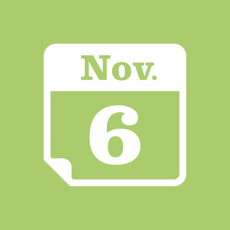Nov 6
